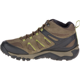Merrell Outmost MID Vent GTX Chaussures Homme, boulder